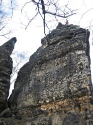 Südostkante amHinteren Torsteinkegel