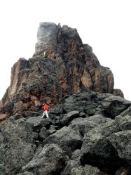 Bild 6 Lava Tower, Kilimanjaro 2018